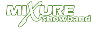Mixure Music Showband Logo